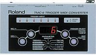 Roland TMC6 Midi триггерный MIDI преобразователь для барабанов