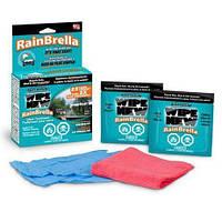 Жидкость для защиты стекла от воды и грязи Антидождь Rain Brella, средство антигрязь для лобового стекла
