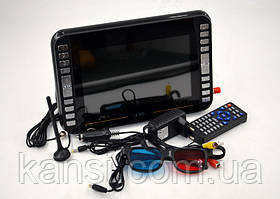 Телевизор автомобильный с T2 и DVD DVD-LS919T