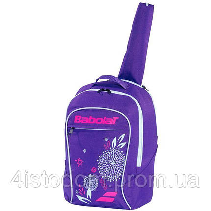 Рюкзак Babolat Backpack Junior club purple 2019, фото 2
