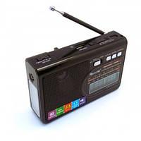 Портативний радіоприймач колонка Golon RX-1314, USB приймач портативна колонка, FM радіо,
