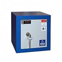 Сейф мебельный Griffon LS.20.K BLUE