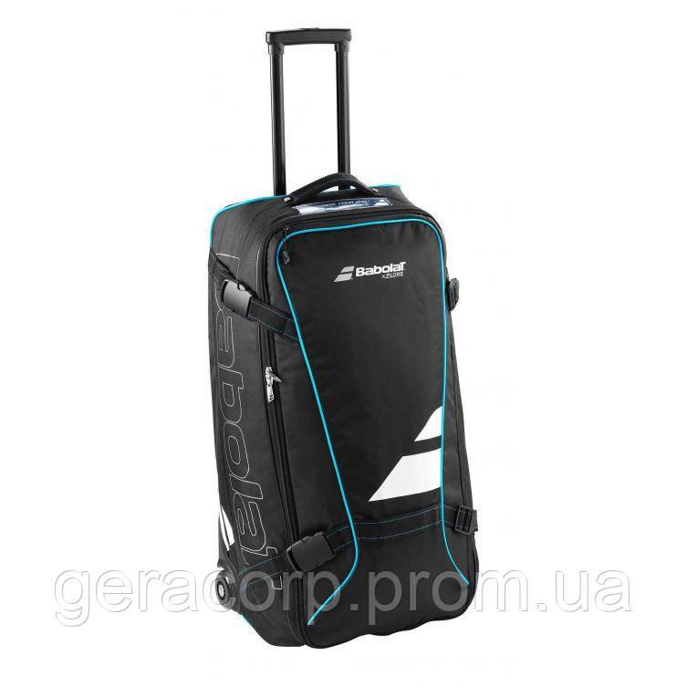 Сумка Babolat Travel bag Xplore black/blue