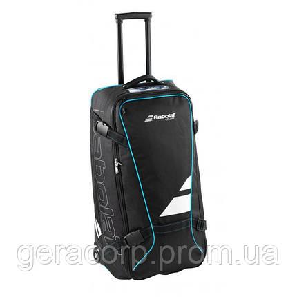 Сумка Babolat Travel bag Xplore black/blue, фото 2