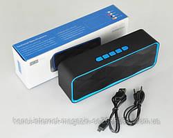 Портативная Bluetooth колонка SPS SC-211, Портативный динамик, беспроводная Bluetooth колонка