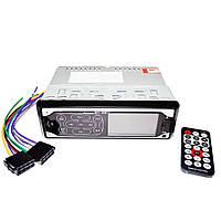 Автомагнітола MP3 3884 ISO, 1DIN сенсорний дисплей, Автомобільна магнітола, Універсальна магнітола в авто, фото 1