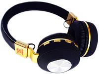 Беспроводные Bluetooth стерео наушники JBL V682 с МР3 и FM