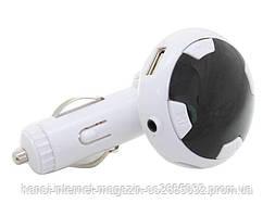 ФМ модулятор FM трансмітер Q8 Bluetooth