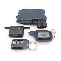 Автомсигнализация car alaram 2way B9, Противоугонное устройство, анти-вор автомобильный, сигнализация в машину