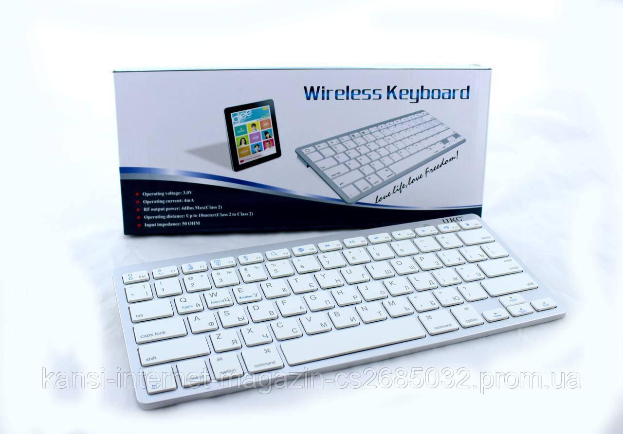 Беспроводная клавиатура KEYBOARD X5, портативная мини клавиатура