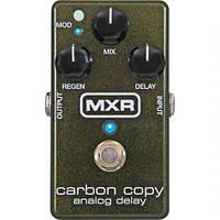 Jim Dunlop M169 MXR Carbon Copy Analog Delay педаль для гитары, эффект - Delay