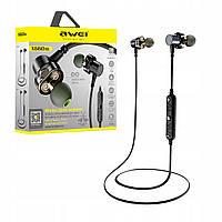 Беспроводные Bluetooth наушники Awei X660BL,  вакуумные наушники, спортивные наушники c Вluetooth