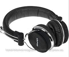 Беспроводные Bluetooth наушники Awei A700BL, bluetooth наушники с оголовьем
