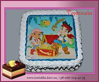 Детский торт Джейк