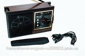 Радио колонка GOLON RX 9922, USB приемник, FM радио, радиоприёмник, портативная колонка