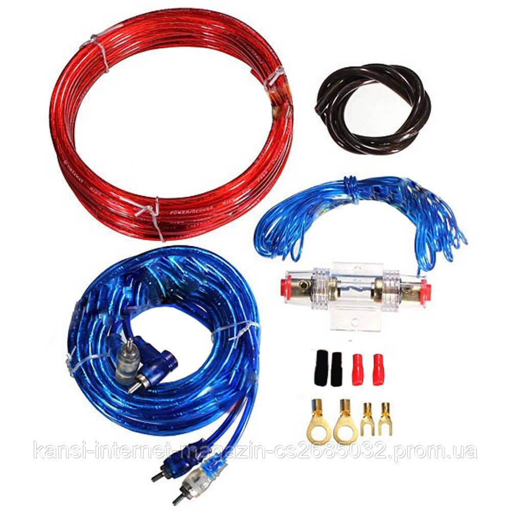 Комплект проводів для сабвуфера SX-4G, кабель для підключення сабвуфера, набір кабелів