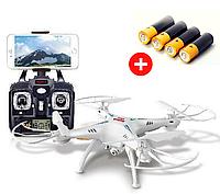 Квадрокоптер Drone 1 Million c Wi-Fi камерой, летающий дрон, квадрокоптер, фото 1