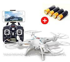 Квадрокоптер Drone 1 Million c Wi-Fi камерою, літаючий дрон, квадрокоптер