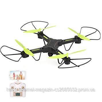 Квадрокоптер X7TW c WiFi камерою, літаючий дрон, квадрокоптер