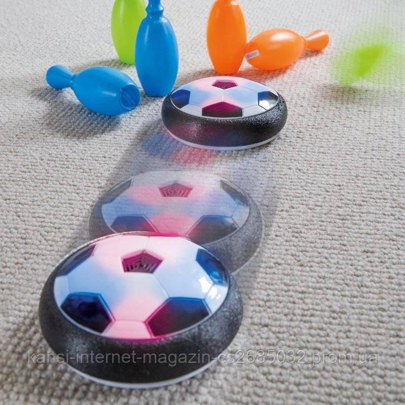 Аэромяч  Hover ball KD008, летающий футбольный мяч ховер болл, аэрофутбол