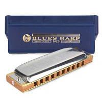 Hohner Blues Harp Bb диатоническая губная гармошка