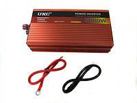 Преобразователь напряжения UKC 24V-220V AR 3000W c функции плавного пуска, автомобильный инвертор, фото 1