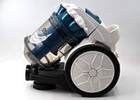 Пылесос циклонный  Domotec MS 4410 3000 Вт, пылесос с контейнером, фото 1