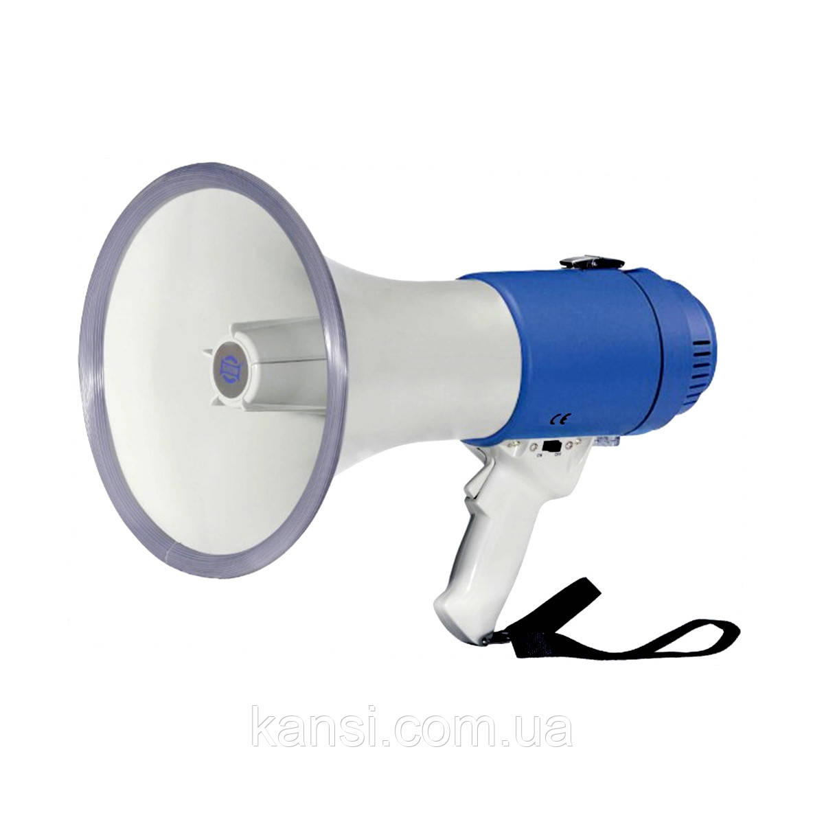 Мегафон гучномовець рупор ручної MEGAPHONE ER-55 12v UKC
