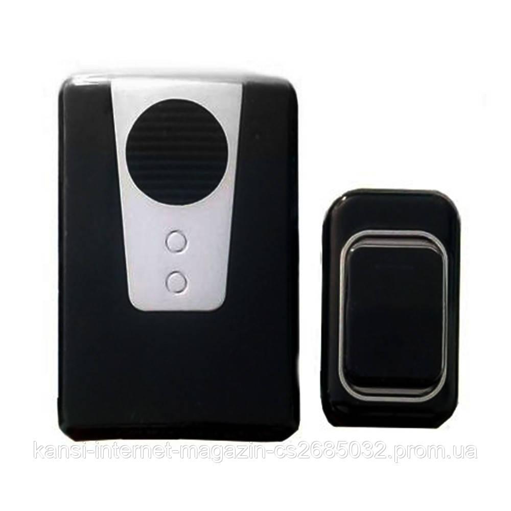 Дверний дзвінок Luckarm A3905 від розетки 220В, бездротовий електронний дверний дзвінок, Дзвінок на двері