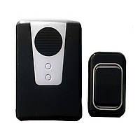 Дверний дзвінок Luckarm A3905 від розетки 220В, бездротовий електронний дверний дзвінок, Дзвінок на двері, фото 1