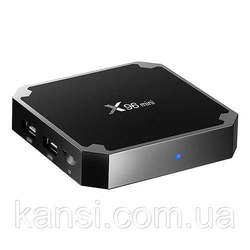 Смарт тв приставка Android Smart TV Box X96 Mini 2Gb/16Gb приставка