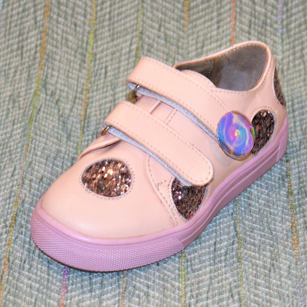 Дитячі туфлі на липучках, Belali розмір 26