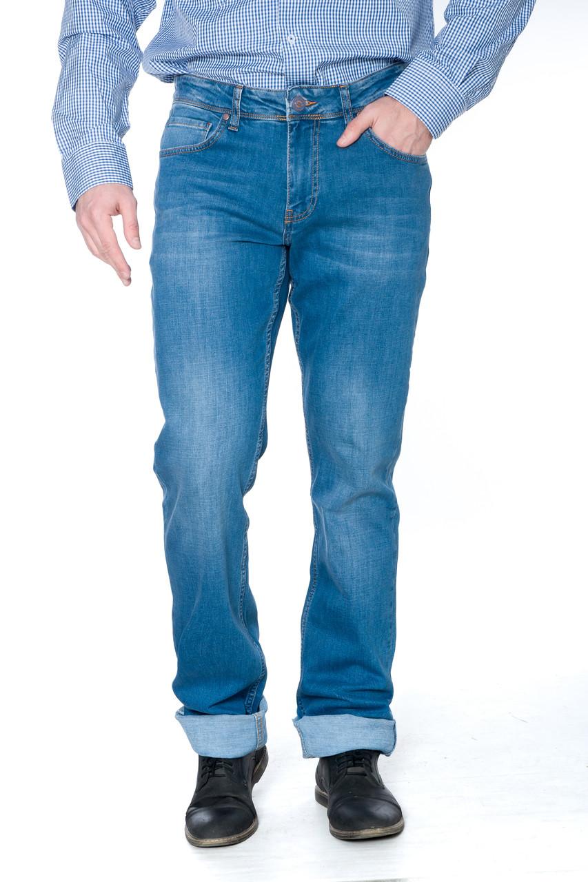 "Мужские джинсы Franco Benussi 19-420 Torino L 36"" синие"