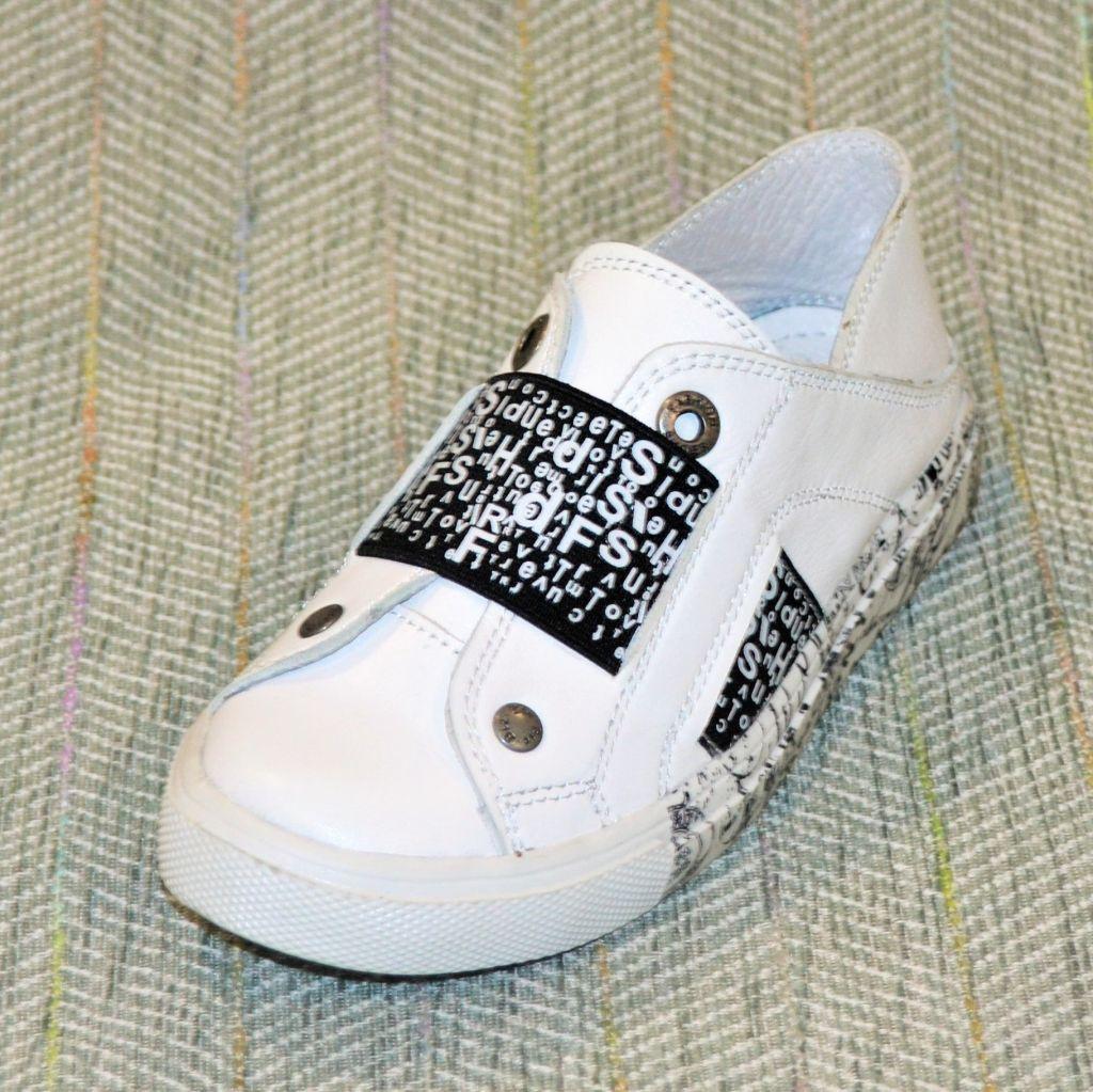 Детские туфли-слипоны, Constanta размер 31 32 33 34 35 36 37 38