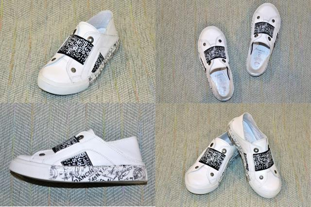 Детские туфли-слипоны, Constanta фото
