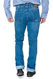 """Мужские джинсы Franco Benussi 19-420 Torino L 36"""" синие, фото 5"""