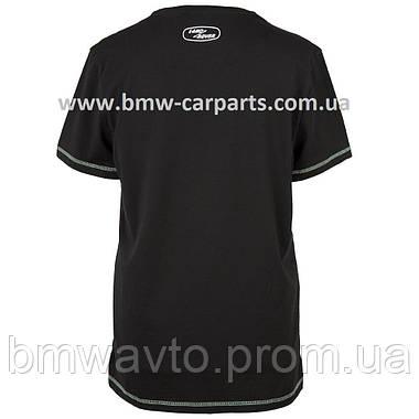 Мужская футболка Land Rover Men's Hue Graphic T-Shirt, Black, фото 2