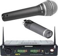 Samson SW7AVSHXE UHF AirLine77 w/Q7 радиосистема UHF с ручным кардиоидным микрофоном