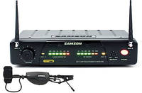 Samson SW7AVSW4 UHF AirLine77 w/HM40 радиосистема UHF для духовых