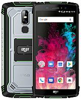 "Homtom ZOJI Z11 green IP68, 4/64 Gb, 5.99"", MT6750T, 3G, 4G, фото 1"