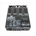 Chauvet DMX4LED 4-х канальный диммер