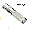 Ювелирная флешка с кристаллами белая Flash Memorystick 16гб