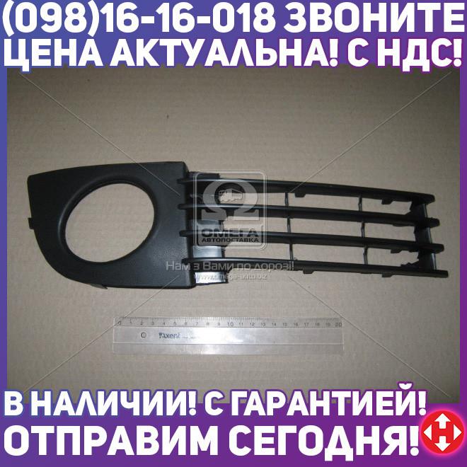⭐⭐⭐⭐⭐ Решетка бампера передняя правая АУДИ A6 01-05 (производство  TEMPEST)  013 0078 912