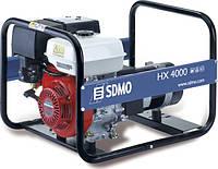 Генератор бензиновый SDMO HX 4000 C