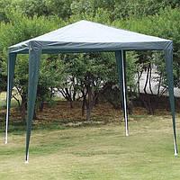 Шатер павильон тент Garden star 3х3 м. Зеленый, фото 1