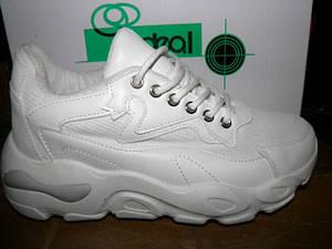 Туфлі Ideal K 1231 білий * 18772