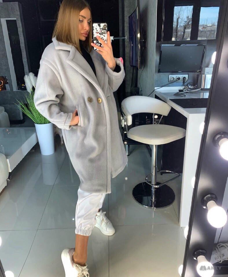 6290953c38c Женское пальто «Rimini» от ™️DORATTI на двойной застежке - Супермаркет  одежды и обуви