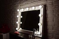 """Зеркало с подсветкой """"Моши"""", зеркало гримерное"""