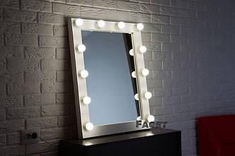 Зеркало с подсветкой для визажа  «Мики»