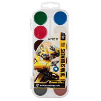 TF19-061 Краски акварельные (12 цветов) KITE 2019 Transformers BumbleBee Movie 061